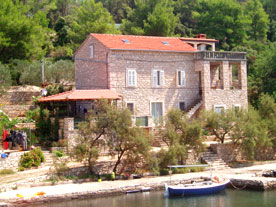 Appartement Tri Luke-Darinka 3 in Korcula, Kroatien
