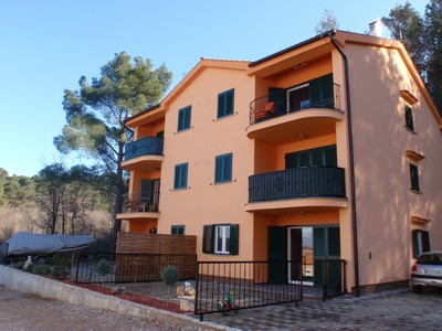 Appartement Soline-Mijos in Krk, Kroatien